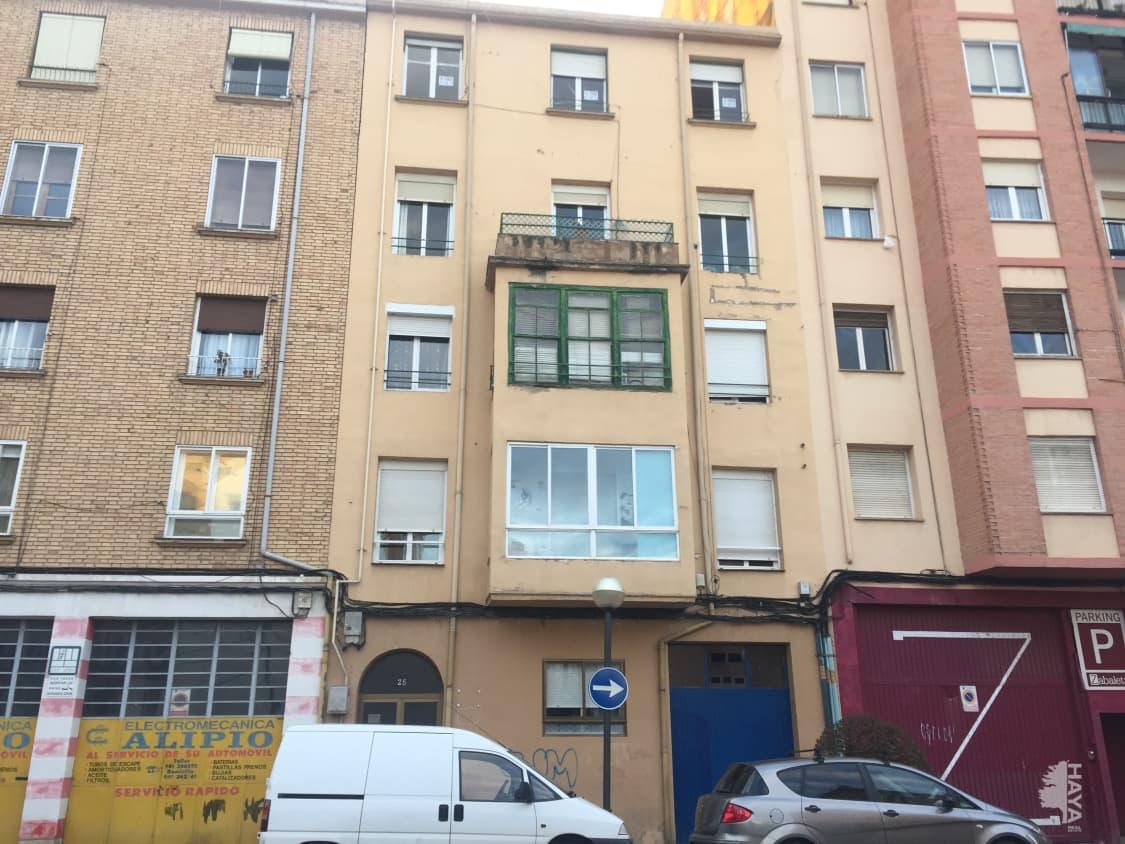 Piso en venta en La Estrella, Logroño, La Rioja, Calle Santos Ascarza, 34.000 €, 3 habitaciones, 1 baño, 69 m2