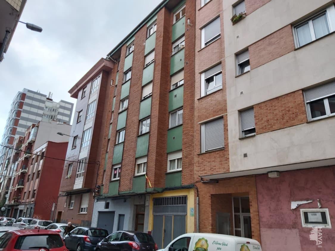 Piso en venta en Distrito Oeste, Gijón, Asturias, Calle Zaragoza, 66.000 €, 3 habitaciones, 1 baño, 83 m2