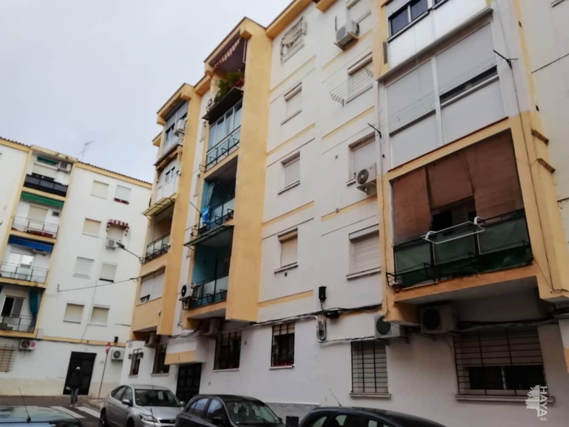 Piso en venta en San Andrés, Mérida, Badajoz, Paseo Albuera La, 58.000 €, 2 habitaciones, 1 baño, 67 m2
