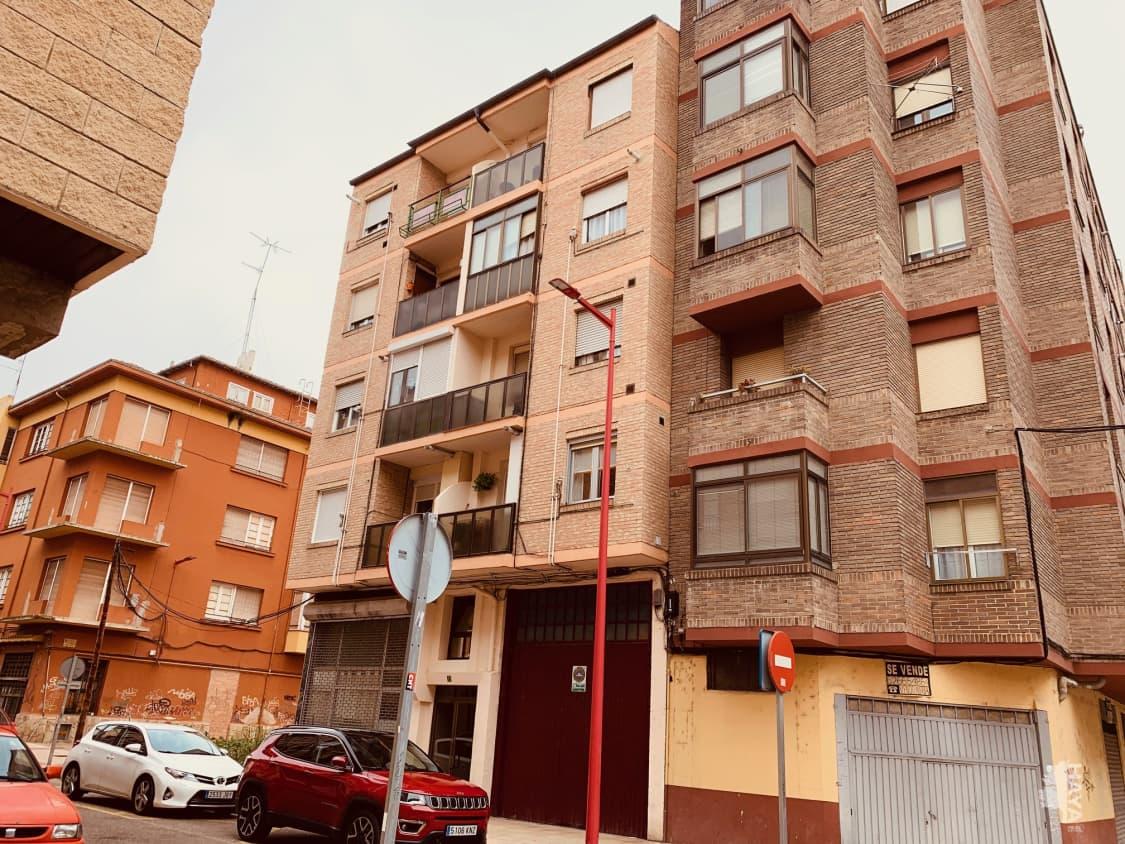 Piso en venta en Allende, Miranda de Ebro, Burgos, Calle Leopoldo Lewin, 46.000 €, 3 habitaciones, 1 baño, 99 m2