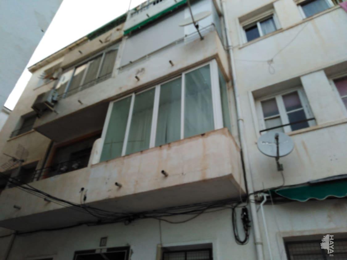 Piso en venta en Foia del Bol - Cementeri, Benidorm, Alicante, Plaza Doctores Bayona Y Martorell, 58.200 €, 3 habitaciones, 1 baño, 60 m2