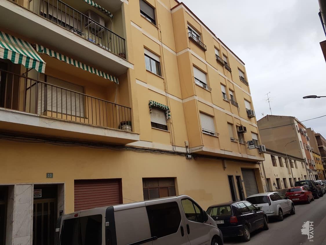 Piso en venta en Almansa, Albacete, Calle Hernán Cortés, 65.625 €, 3 habitaciones, 1 baño, 105 m2