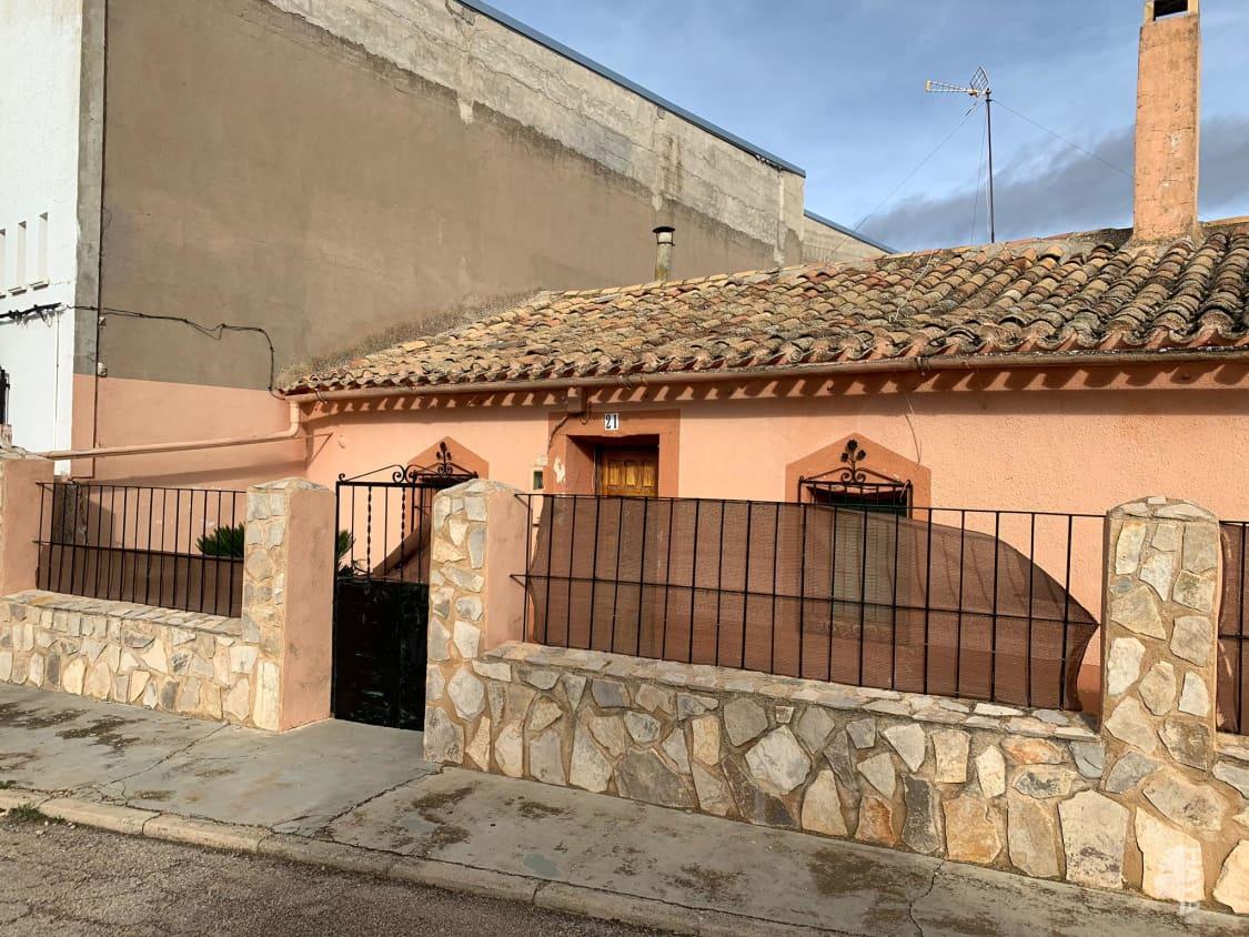 Casa en venta en La Almarcha, la Almarcha, Cuenca, Calle Talayuelas, 42.420 €, 3 habitaciones, 1 baño, 122 m2