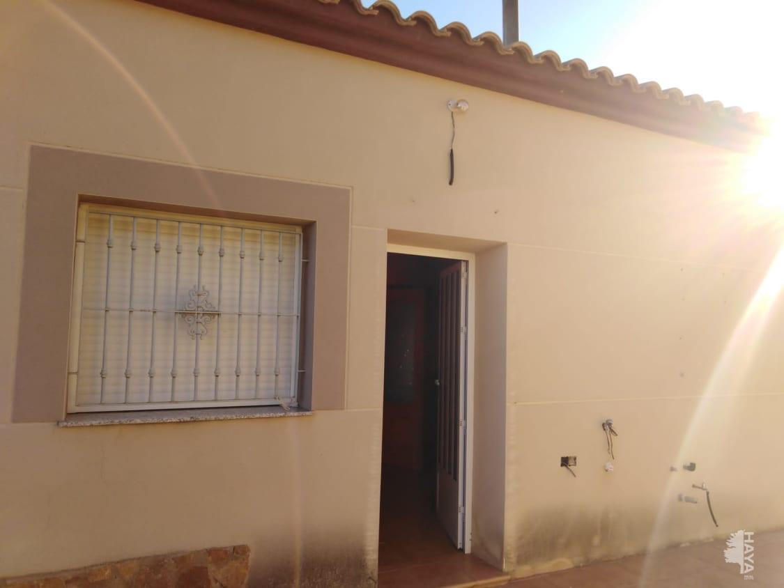 Casa en venta en Monóvar/monòver, Alicante, Calle Partida de la Cañadas, 137.971 €, 2 habitaciones, 2 baños, 112 m2
