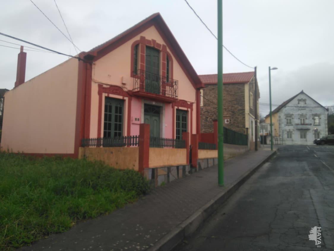 Casa en venta en Os Carballás, Fene, A Coruña, Calle Pierao de Maniños, 86.000 €, 2 habitaciones, 1 baño, 86 m2