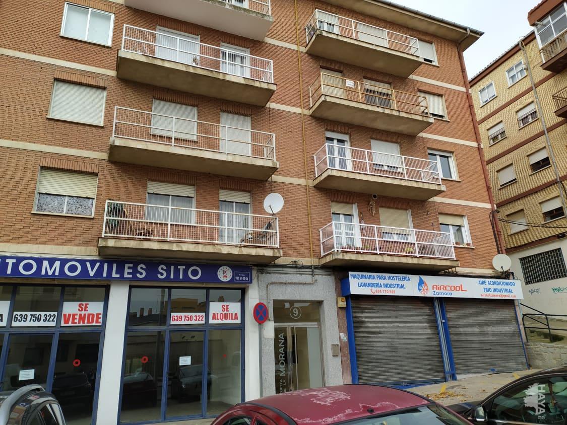 Piso en venta en San Lázaro, Zamora, Zamora, Calle la Morana, 96.000 €, 3 habitaciones, 1 baño, 97 m2