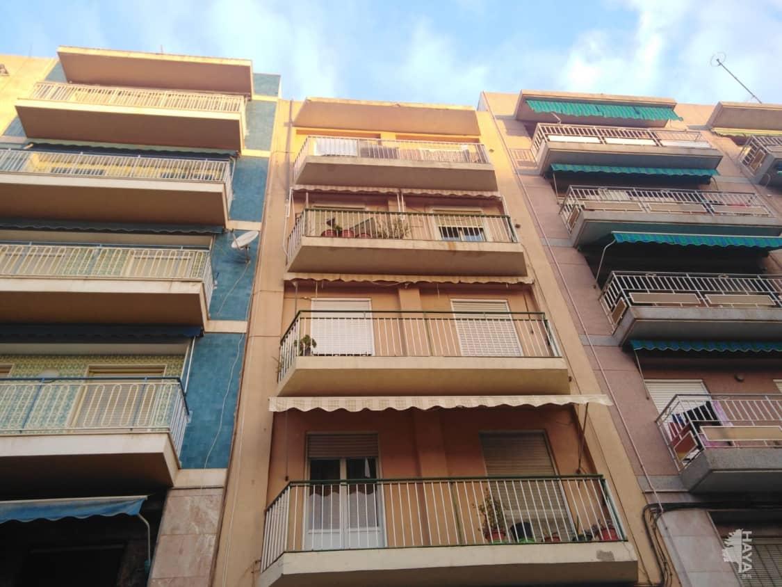 Piso en venta en Casablanca, Elche/elx, Alicante, Calle Patricio Ruiz Gómez, 63.794 €, 4 habitaciones, 1 baño, 90 m2