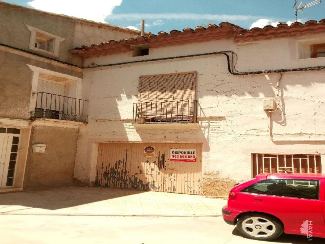 Piso en venta en El Poyo del Cid, Calamocha, Teruel, Calle Aragon, 45.000 €, 4 habitaciones, 1 baño, 173 m2