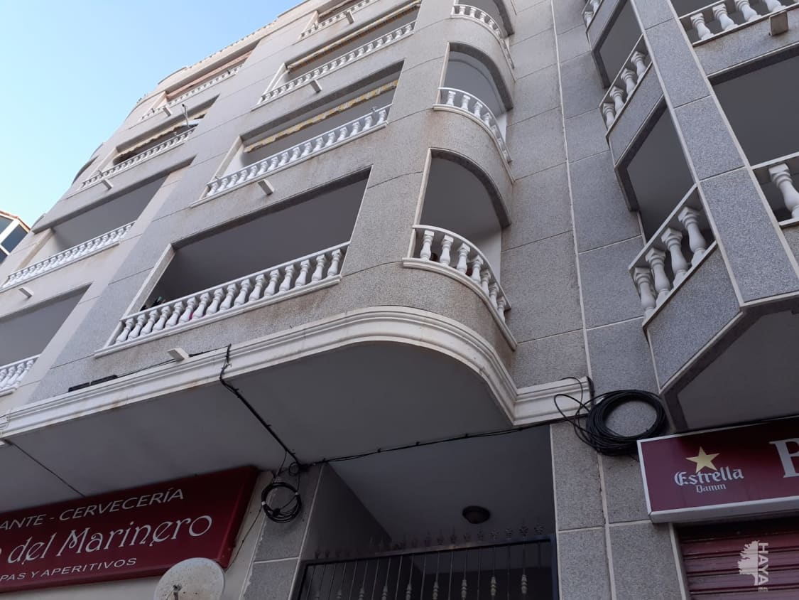 Piso en venta en La Mata, Torrevieja, Alicante, Avenida Habaneras, 58.312 €, 1 habitación, 1 baño, 61 m2