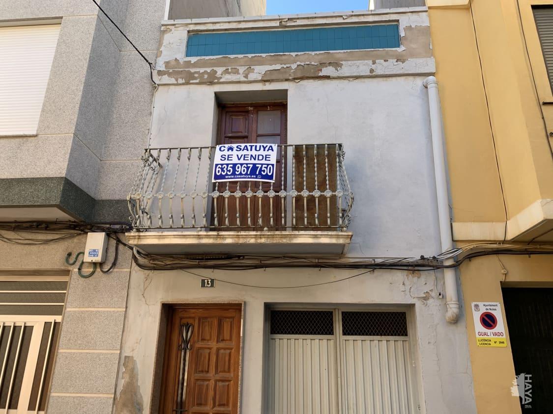 Casa en venta en Nules, Castellón, Calle San Ramón, 48.100 €, 4 habitaciones, 1 baño, 132 m2