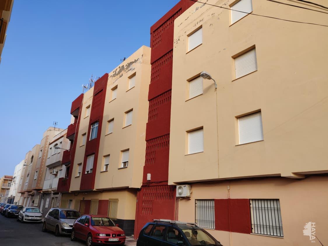 Piso en venta en Los Depósitos, Roquetas de Mar, Almería, Calle Nuestra Señora del Carmen, 77.000 €, 3 habitaciones, 1 baño, 94 m2