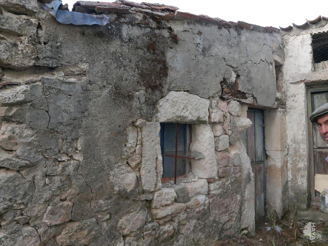 Casa en venta en Vegas de Matute, Vegas de Matute, Segovia, Calle Rodeo, 17.500 €, 1 baño, 30 m2