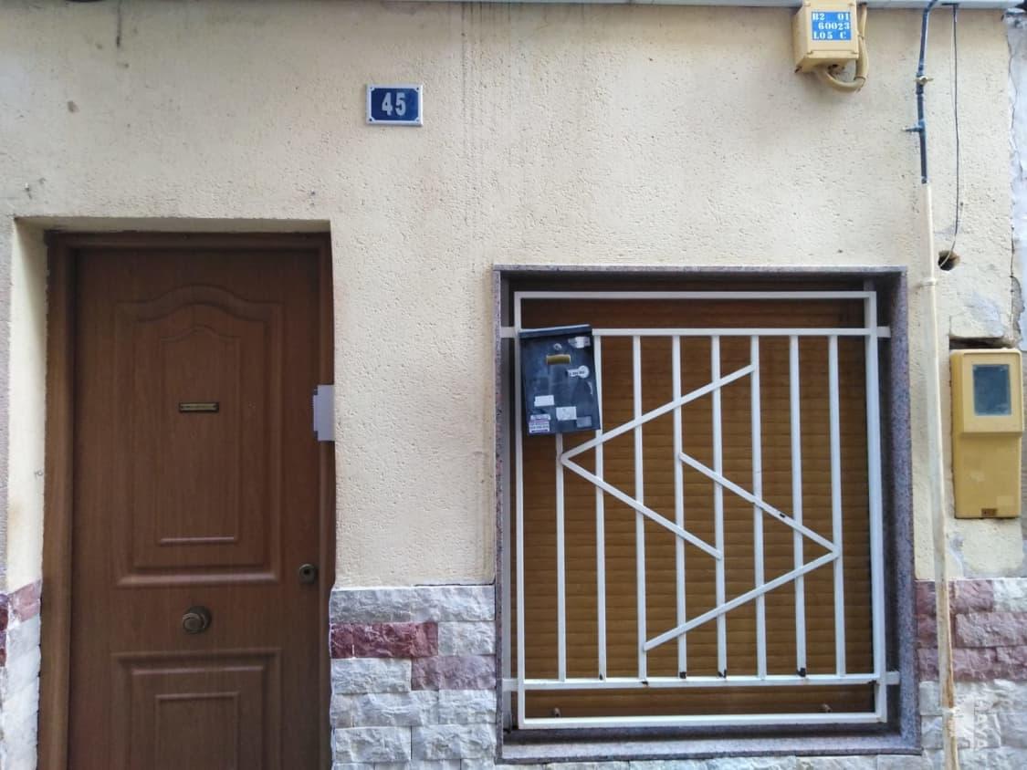 Casa en venta en Novelda, Novelda, Alicante, Calle Francisco Santo, 74.704 €, 3 habitaciones, 2 baños, 133 m2