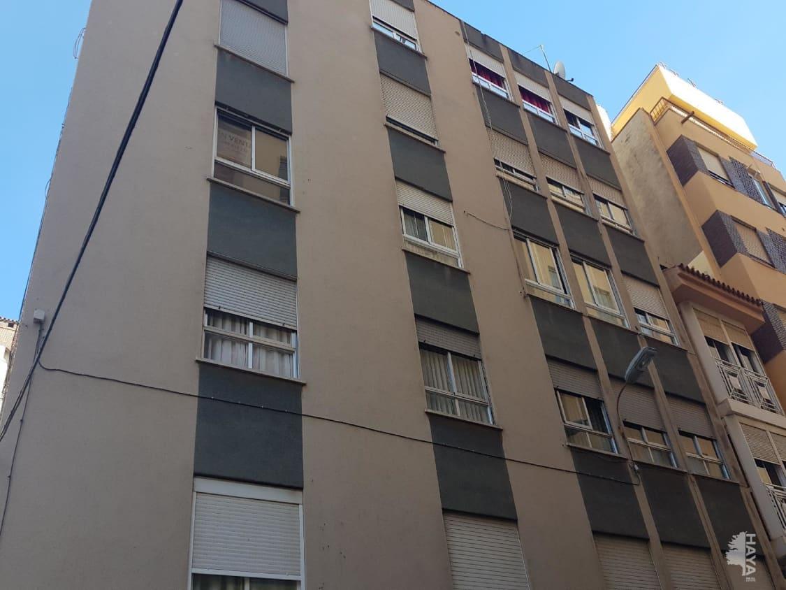Piso en venta en Urbanización Penyeta Roja, Castellón de la Plana/castelló de la Plana, Castellón, Calle Pintor Castell, 48.900 €, 3 habitaciones, 1 baño, 80 m2