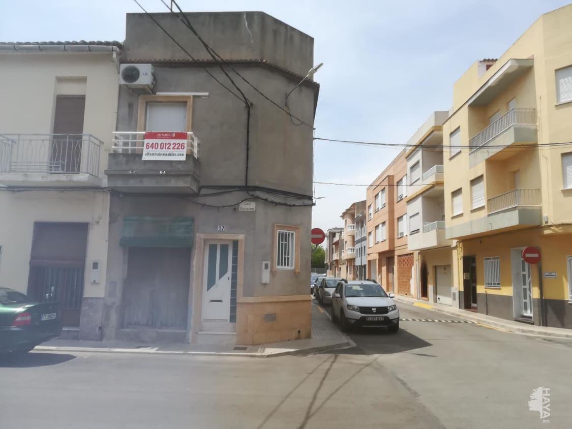 Piso en venta en Bellreguard, Bellreguard, Valencia, Calle Cervantes, 147.500 €, 3 habitaciones, 1 baño, 123 m2