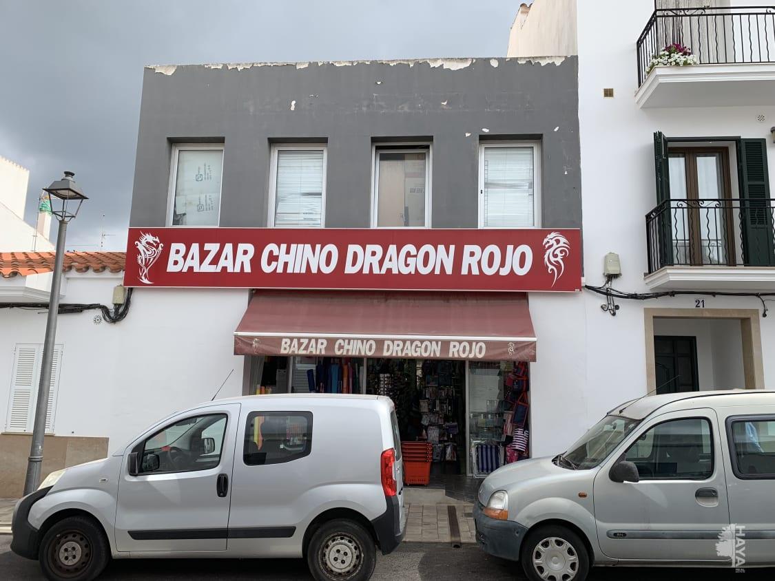 Local en venta en Es Mercadal, Baleares, Calle Maestro Garí, 200.000 €, 317 m2