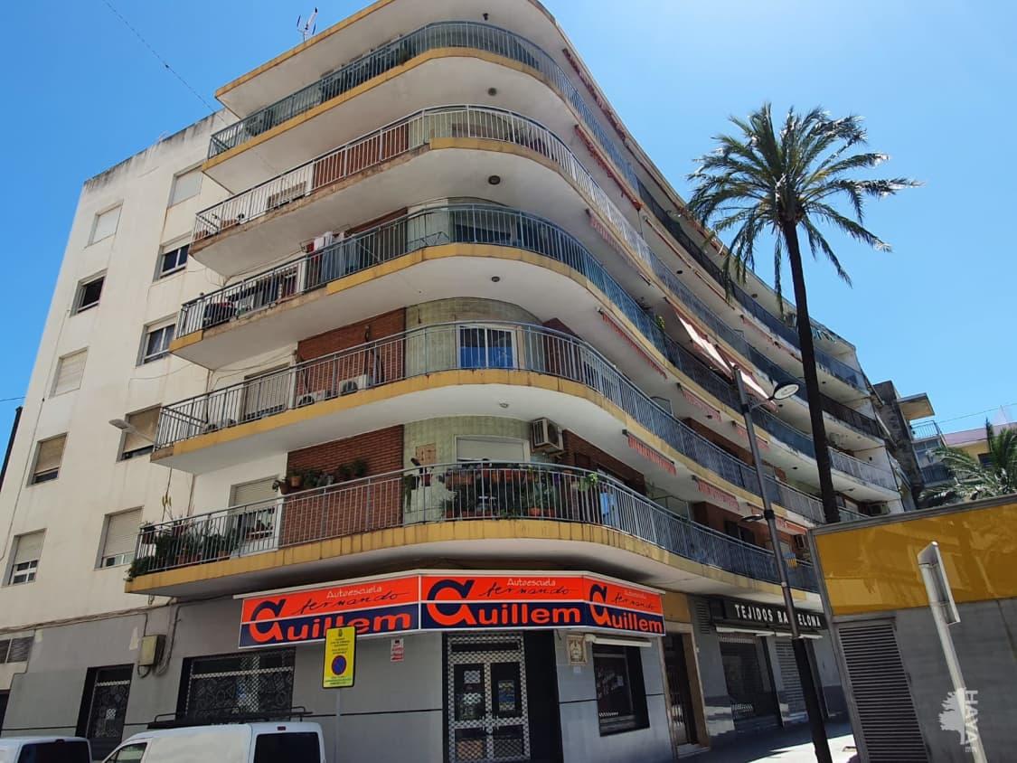 Piso en venta en Gandia, Valencia, Plaza El.liptica, 42.200 €, 4 habitaciones, 1 baño, 99 m2
