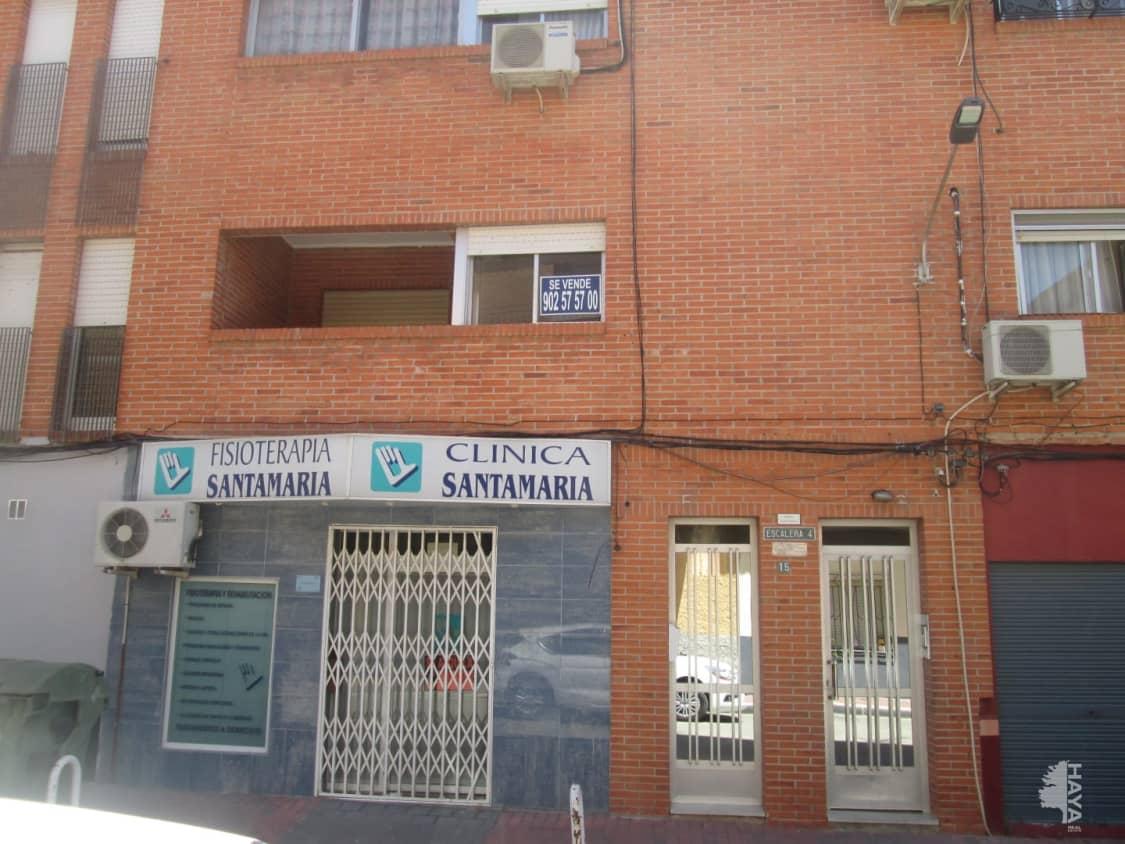 Piso en venta en Las Arboledas, Archena, Murcia, Calle Pedro Antonio de Alarcon, 44.800 €, 3 habitaciones, 1 baño, 84 m2