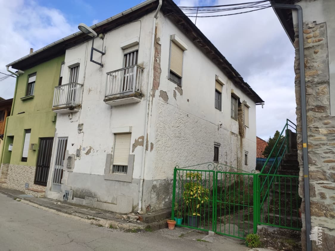 Casa en venta en Carracedelo, León, Calle Ramon Vuelta-vp, 33.400 €, 3 habitaciones, 1 baño, 120 m2