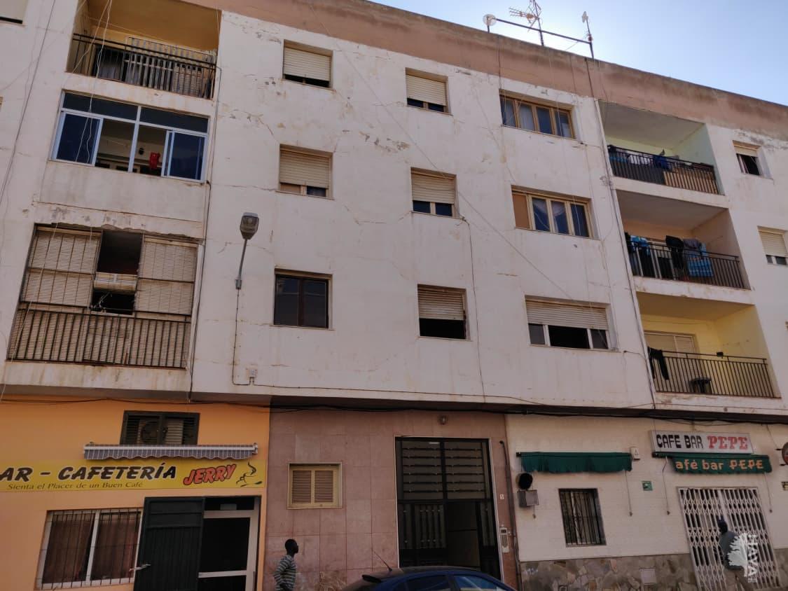 Piso en venta en Los Depósitos, Roquetas de Mar, Almería, Calle Rafael Alberti, 38.500 €, 3 habitaciones, 1 baño, 87 m2