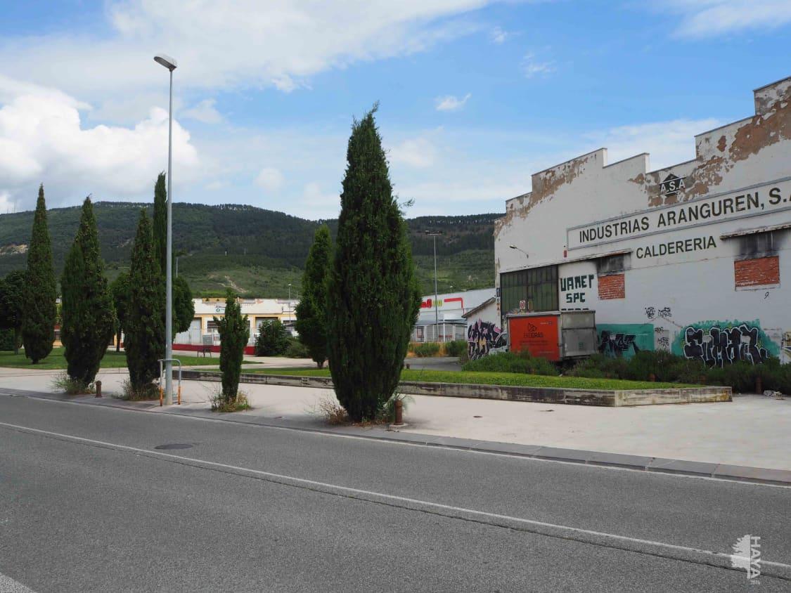 Industrial en venta en Ansoáin, Navarra, Calle Carrera Artica-artikako Errepidea, 159.700 €, 2964 m2