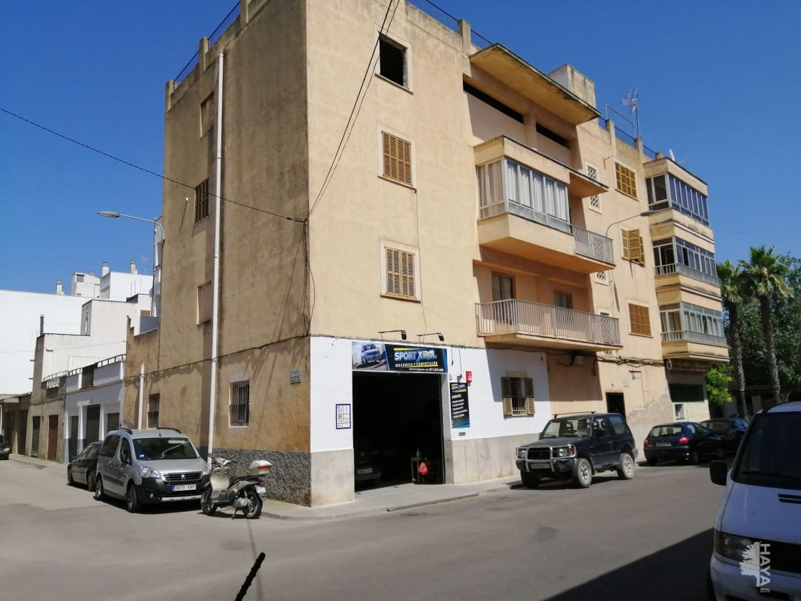 Piso en venta en Manacor, Baleares, Calle Alvaro de Bazan, 93.264 €, 1 habitación, 1 baño, 156 m2