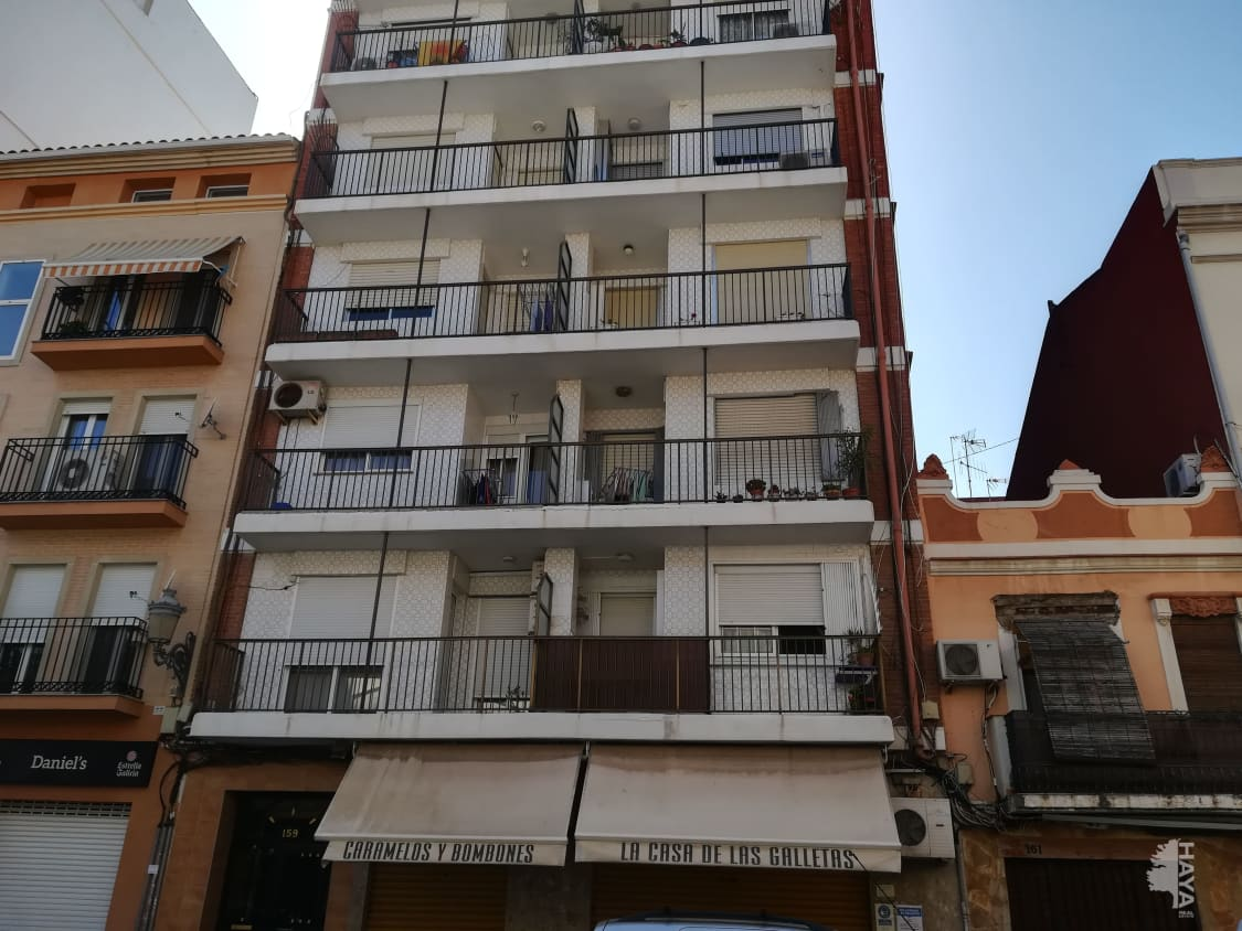 Piso en venta en Poblats Marítims, Valencia, Valencia, Calle Escalante, 118.678 €, 3 habitaciones, 1 baño, 90 m2