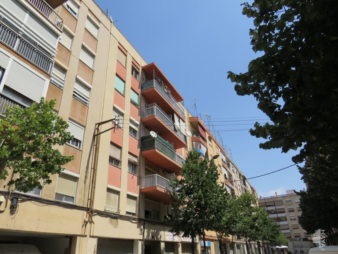 Piso en venta en El Carme, Reus, Tarragona, Calle Ronda Subira, 51.700 €, 3 habitaciones, 1 baño, 73 m2
