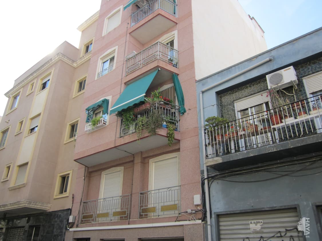 Piso en venta en Carrús Est, Elche/elx, Alicante, Calle Olegario Domarco Seller, 50.400 €, 2 habitaciones, 1 baño, 60 m2