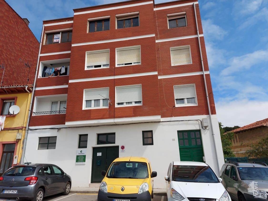 Piso en venta en Gozón, Asturias, Plaza Miramar, 106.800 €, 2 habitaciones, 1 baño, 85 m2