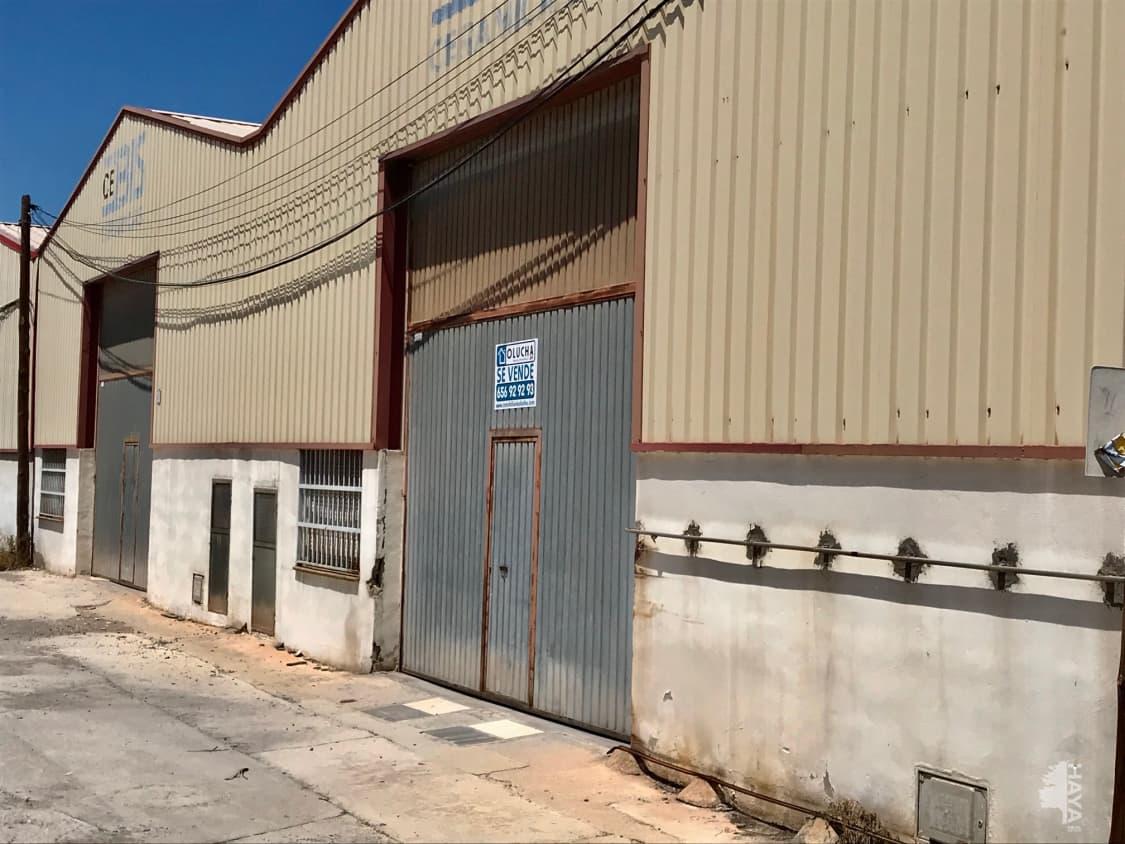 Industrial en venta en Monteblanco, Onda, Castellón, Avenida del Mediterrani, 383.307 €, 1096 m2