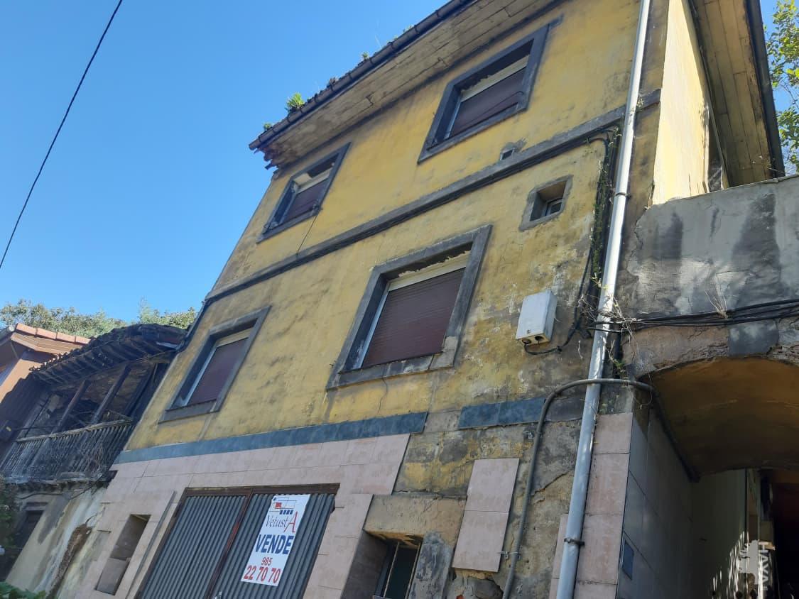 Piso en venta en Figareo, Mieres, Asturias, Lugar Arrojo, 50.000 €, 5 habitaciones, 2 baños, 181 m2