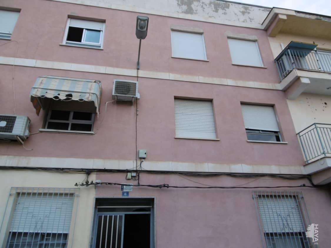 Piso en venta en La Voz Negra, Alguazas, Murcia, Calle Saavedra Fajardo, 80.200 €, 3 habitaciones, 1 baño, 107 m2