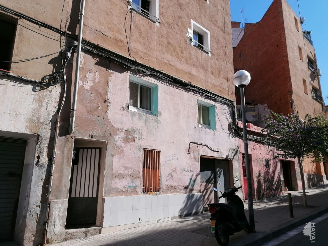 Piso en venta en Badalona, Barcelona, Calle Pablo Iglesias, 51.000 €, 1 baño, 43 m2