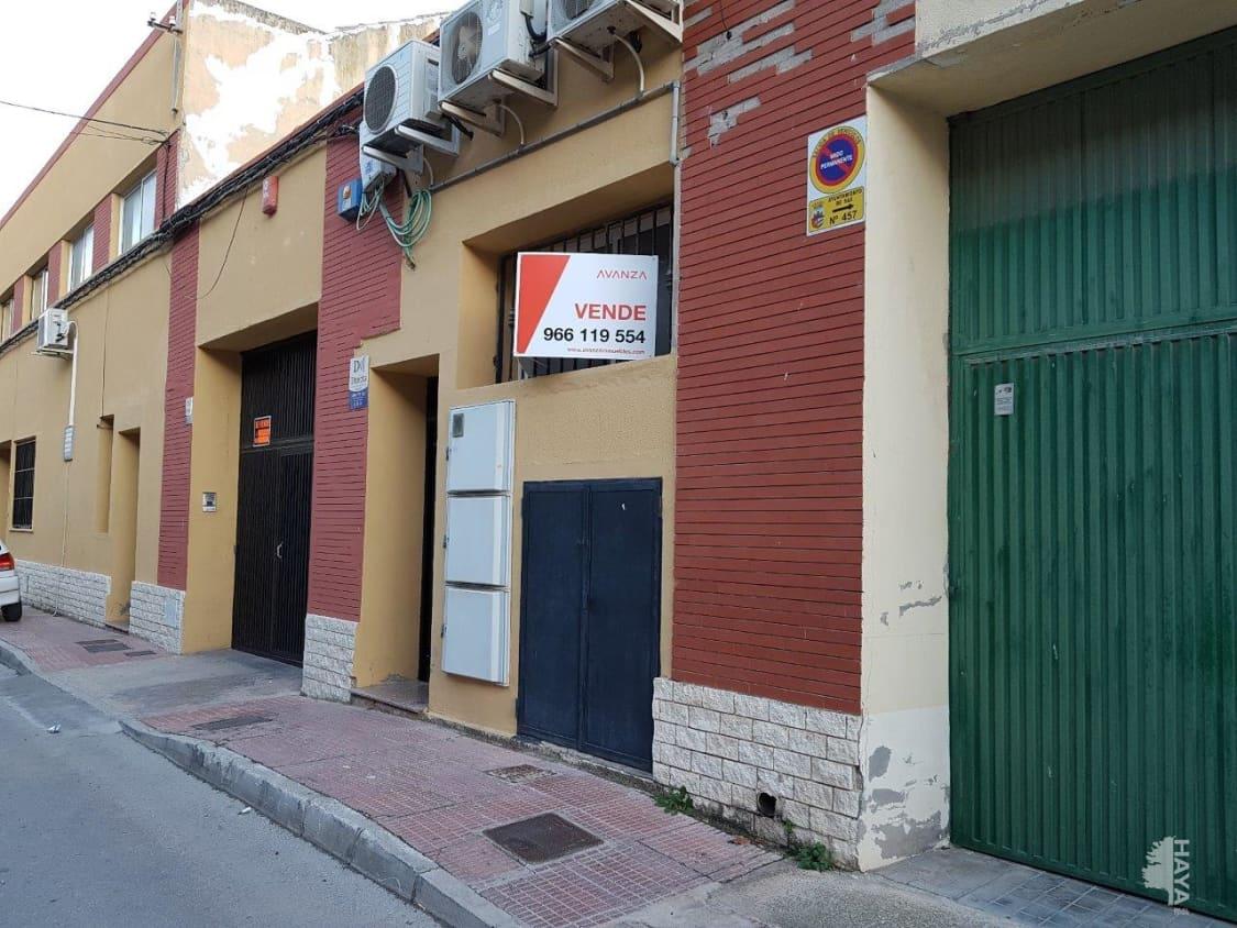 Industrial en venta en Sax, Alicante, Calle Luis Barcelo, 223.024 €, 949 m2