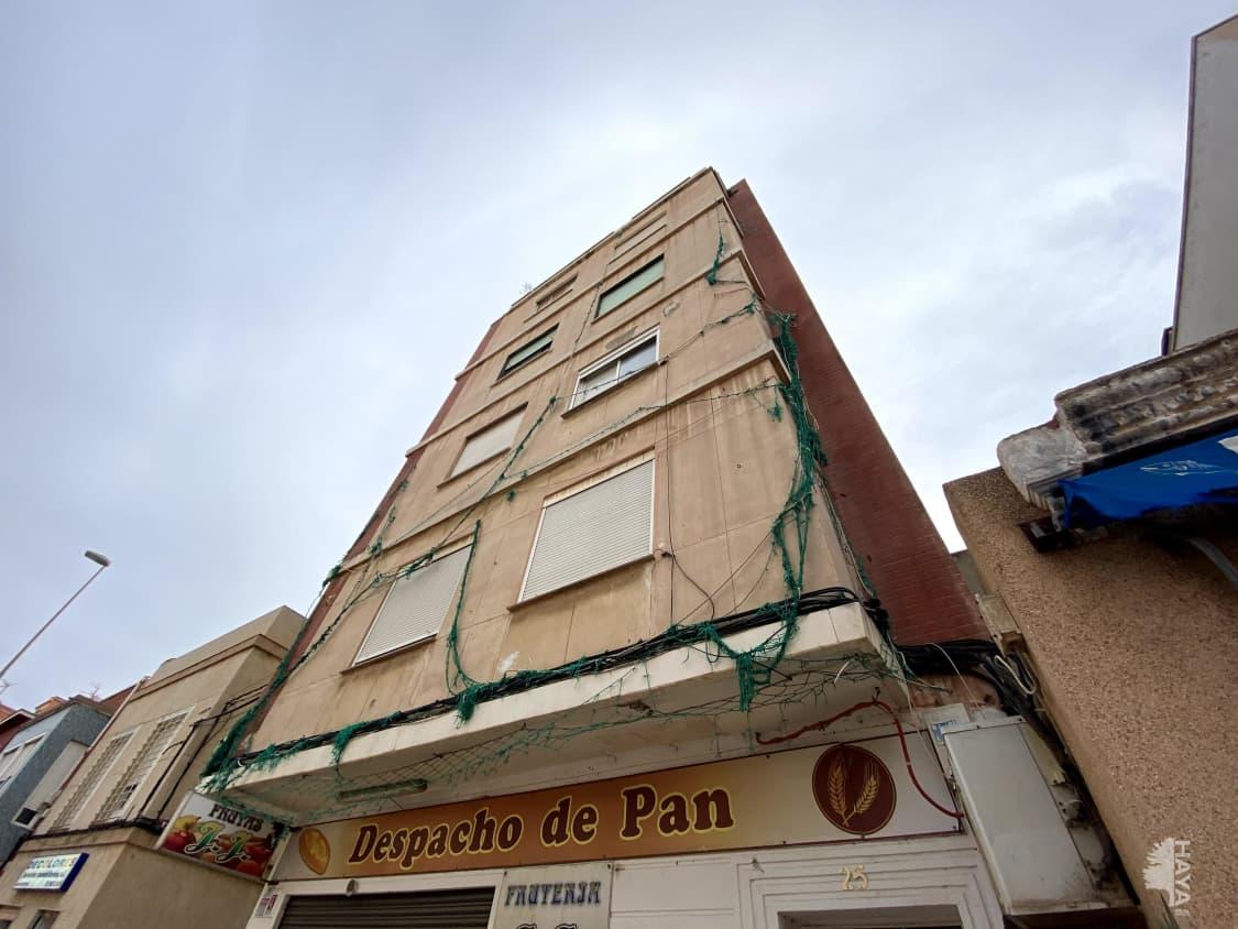 Piso en venta en Cartagena, Murcia, Calle Peroniño, 40.013 €, 3 habitaciones, 1 baño, 73 m2