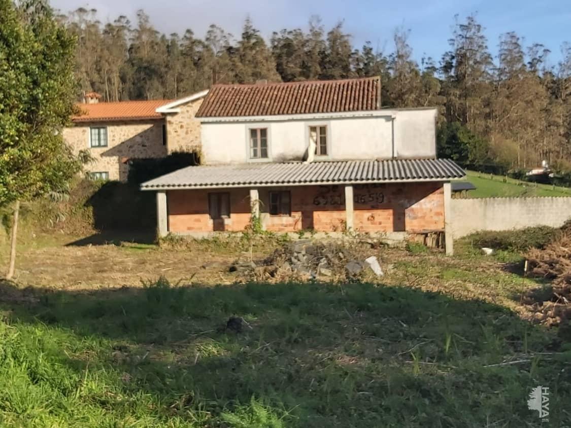 Casa en venta en Cedeira, A Coruña, Lugar Barrosas, Planta Baj, 61.500 €, 3 habitaciones, 1 baño, 108 m2