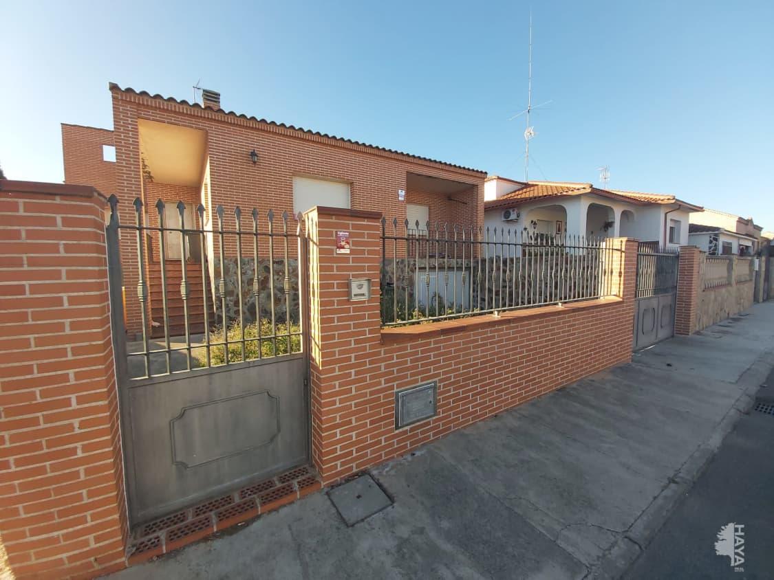 Casa en venta en El Pinar de la Sagra, Villaluenga de la Sagra, Toledo, Calle Sevilla, 161.700 €, 3 habitaciones, 2 baños, 418 m2