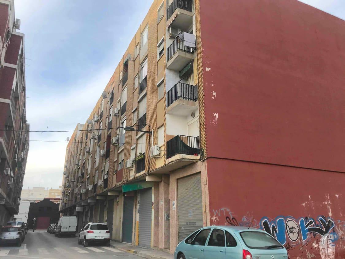 Piso en venta en Alfafar, Valencia, Calle Vicente Aleixandre, 49.900 €, 3 habitaciones, 1 baño, 71 m2