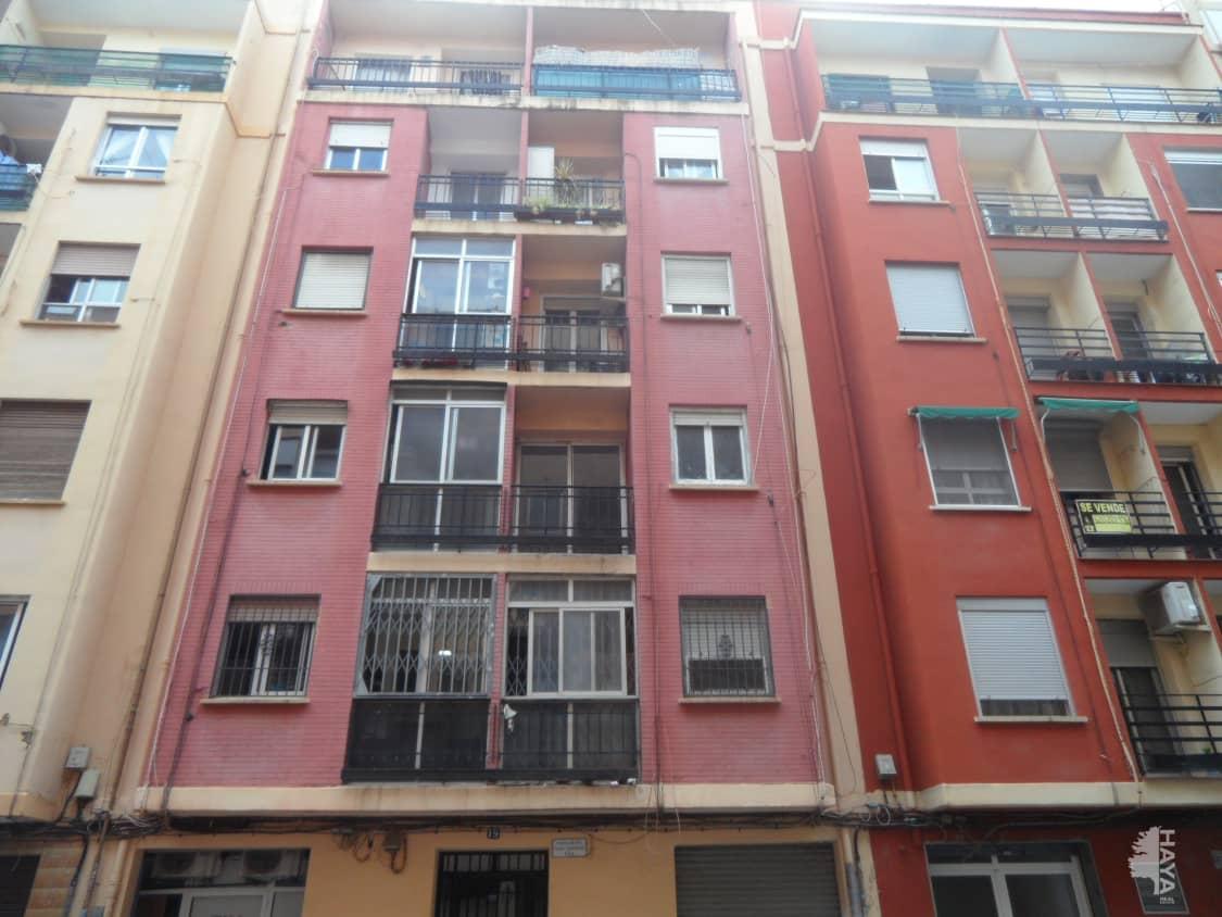 Piso en venta en Quatre Carreres, Valencia, Valencia, Calle Plus Ultra, 47.000 €, 2 habitaciones, 1 baño, 65 m2