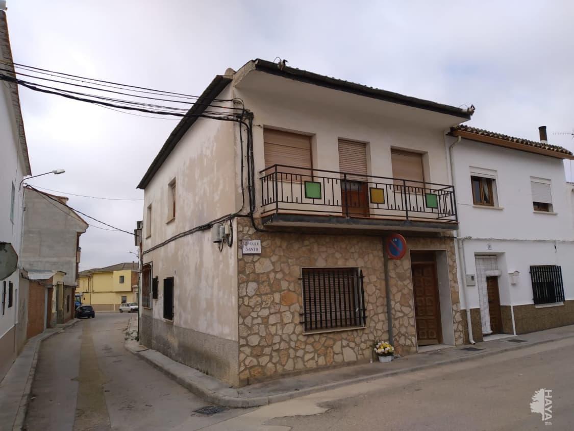 Casa en venta en Miguel Esteban, Miguel Esteban, Toledo, Calle Santo, 60.200 €, 4 habitaciones, 1 baño, 182 m2