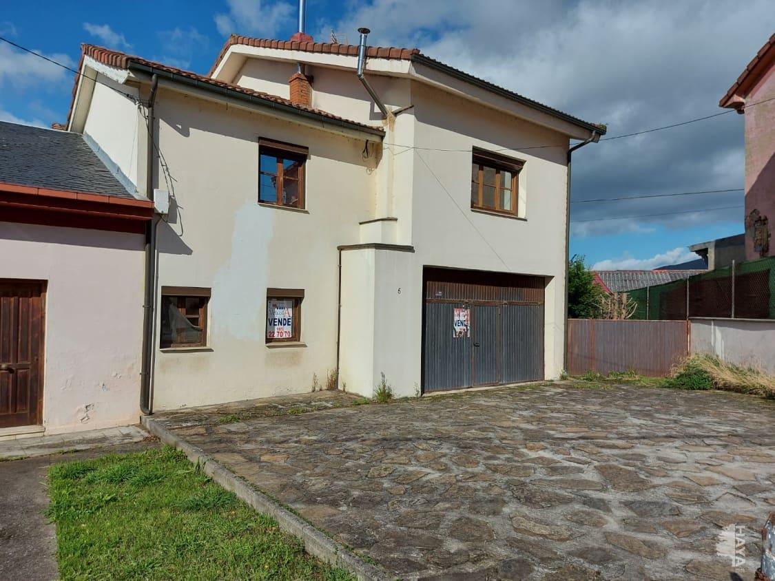 Casa en venta en Oviedo, Asturias, Calle Heras, Total, 273.100 €, 5 habitaciones, 3 baños, 236 m2