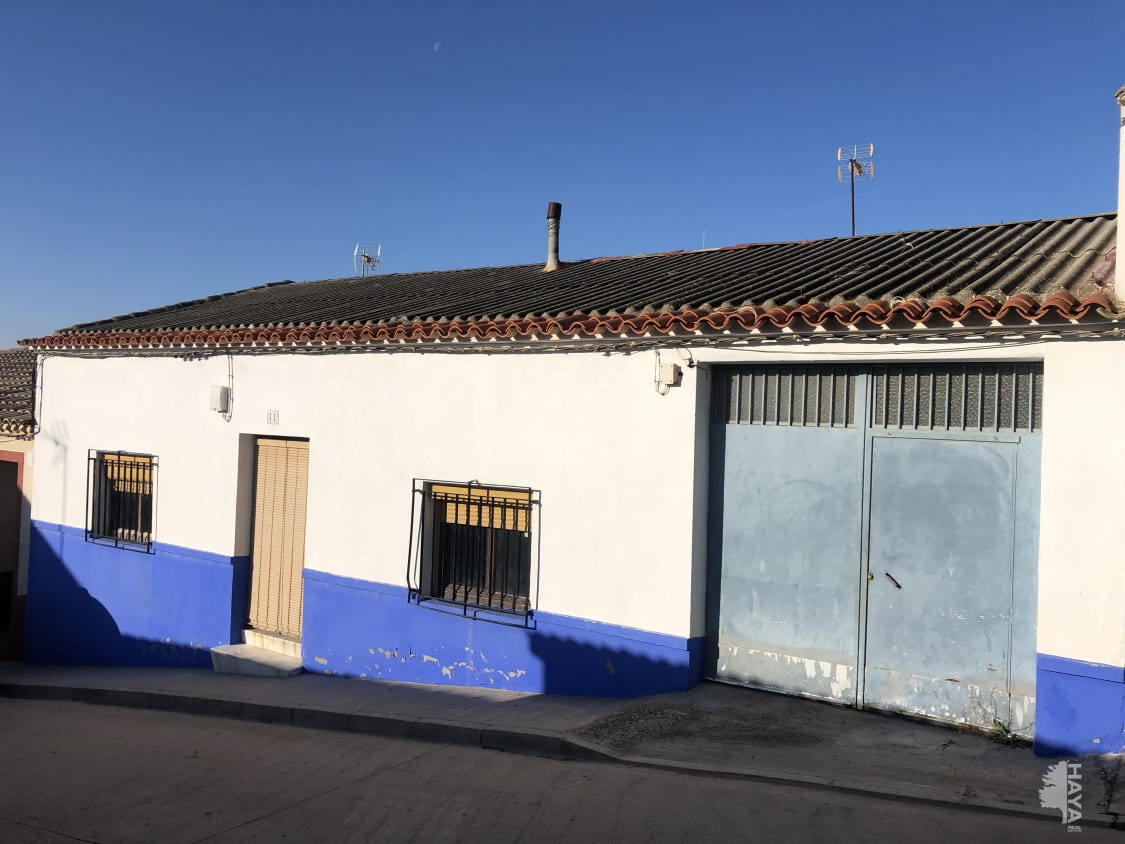 Casa en venta en Campo de Criptana, Ciudad Real, Calle Vizcaino, 47.421 €, 3 habitaciones, 1 baño, 150 m2