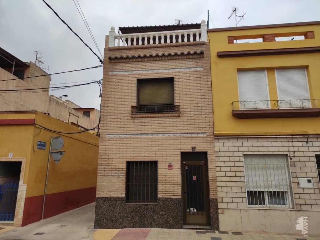 Casa en venta en Virgen de Gracia, Vila-real, Castellón, Calle Ponent Baix, 130.346 €, 4 habitaciones, 2 baños, 90 m2