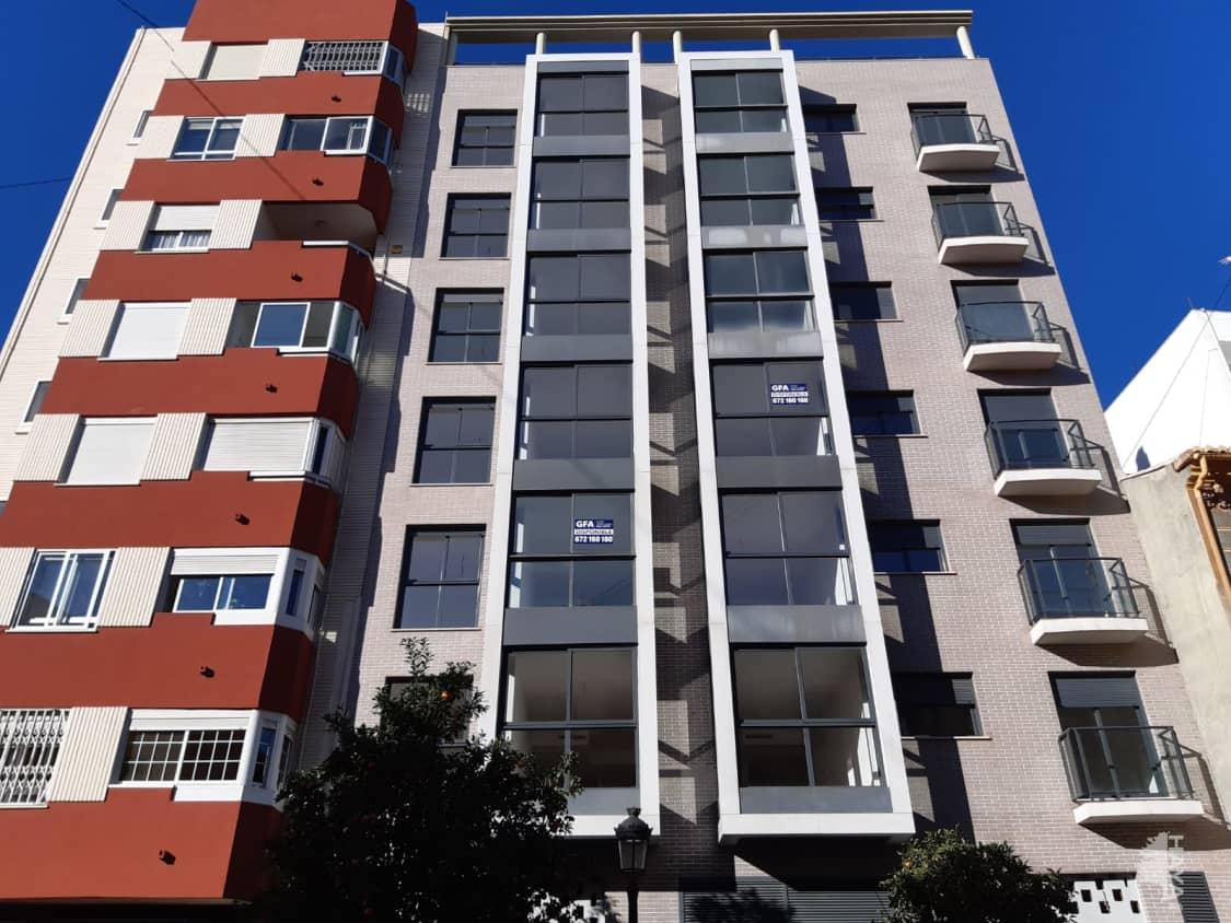 Piso en venta en La Saïdia, Valencia, Valencia, Calle Sagunto, 210.000 €, 3 habitaciones, 2 baños, 109 m2