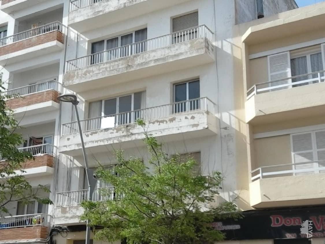 Piso en venta en Mahón, Baleares, Avenida Josep Maria Quadrado, 64.100 €, 1 habitación, 1 baño, 75 m2