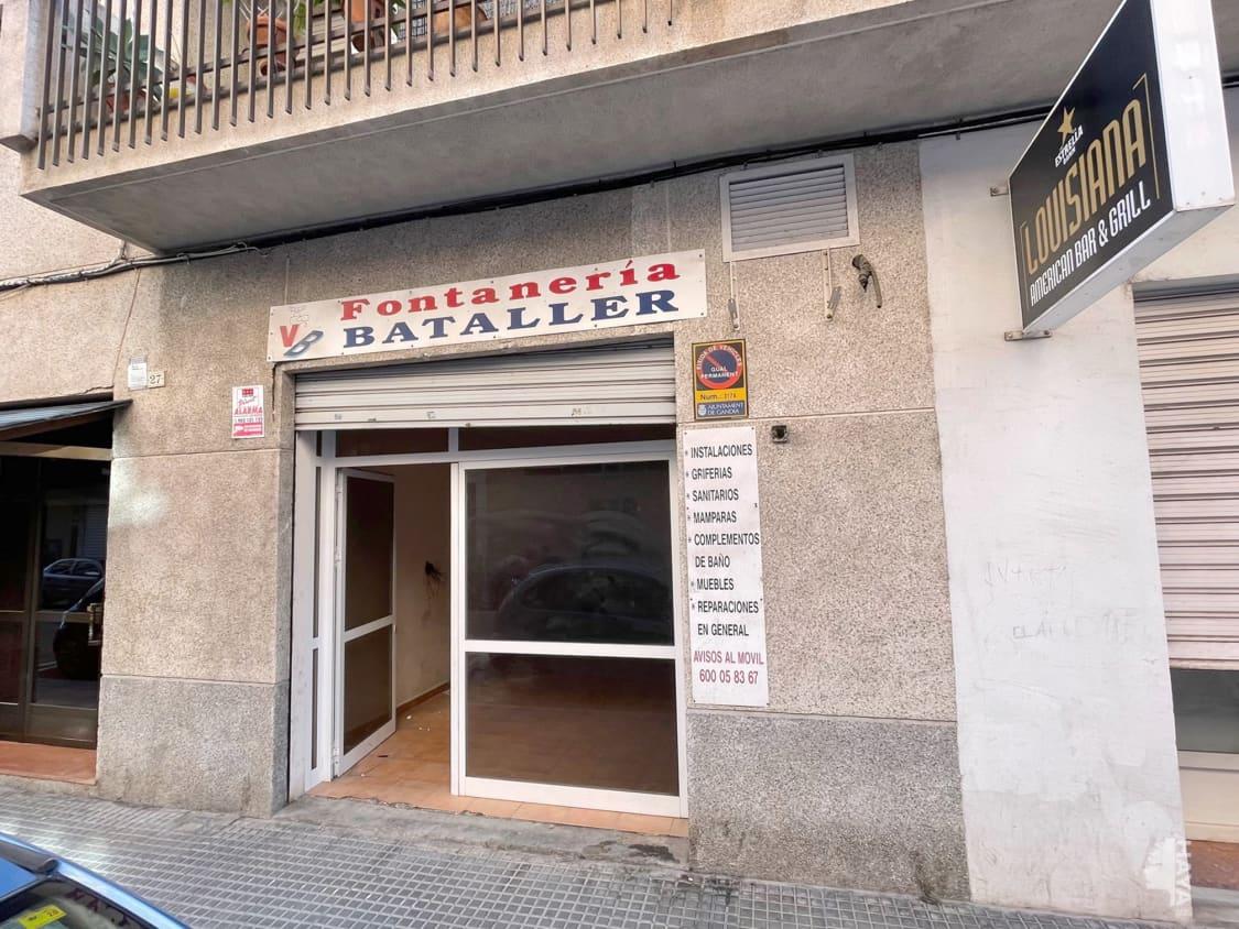 Local en venta en Gandia, Valencia, Calle Lluis Vives, 95.200 €, 213 m2