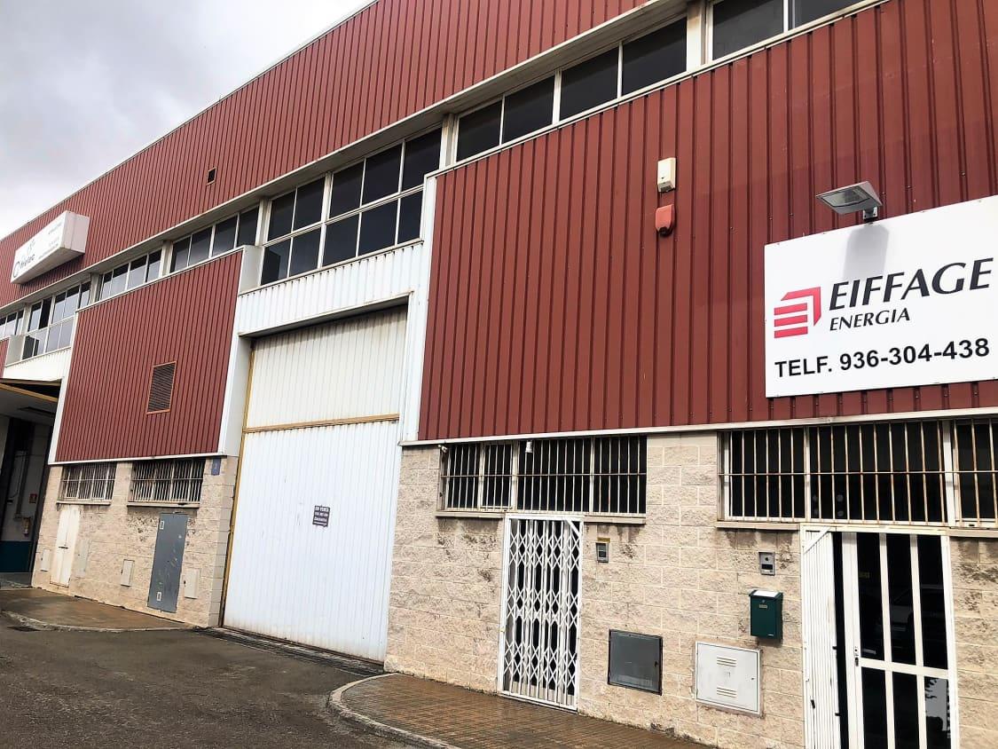 Industrial en venta en Molins de Rei, Barcelona, Calle Miquel Torello I Pages, 1.058.250 €, 1731 m2