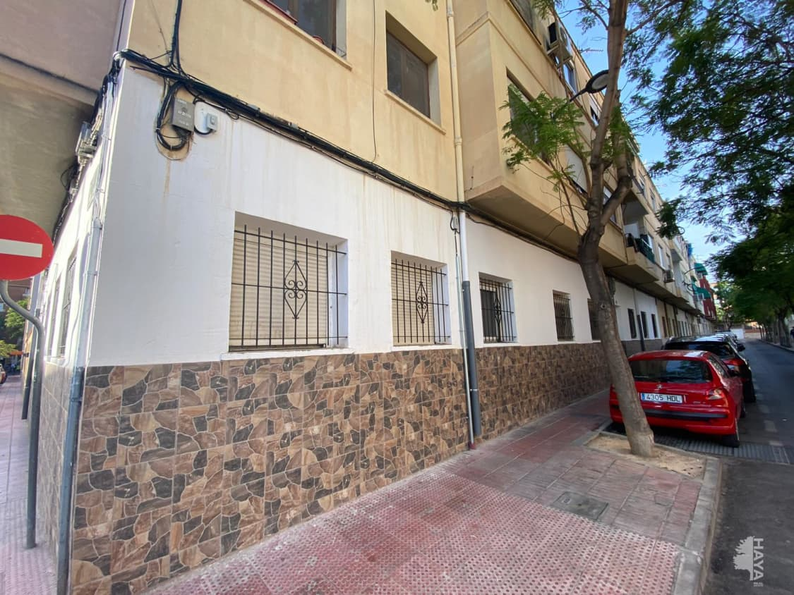 Piso en venta en Barrio los Tubos, San Vicente del Raspeig/sant Vicent del Raspeig, Alicante, Calle Balmes, 82.200 €, 3 habitaciones, 1 baño, 92 m2