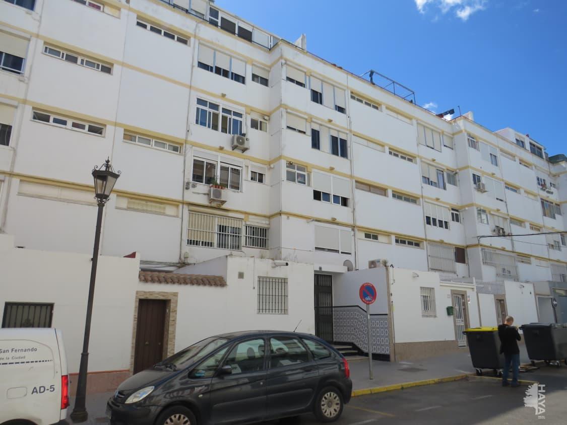Piso en venta en San Fernando, Cádiz, Calle San Bruno, 78.800 €, 3 habitaciones, 1 baño, 80 m2